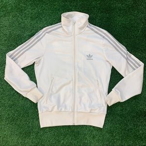 Vintage Adidas Full Zip Track Jacket Size Large